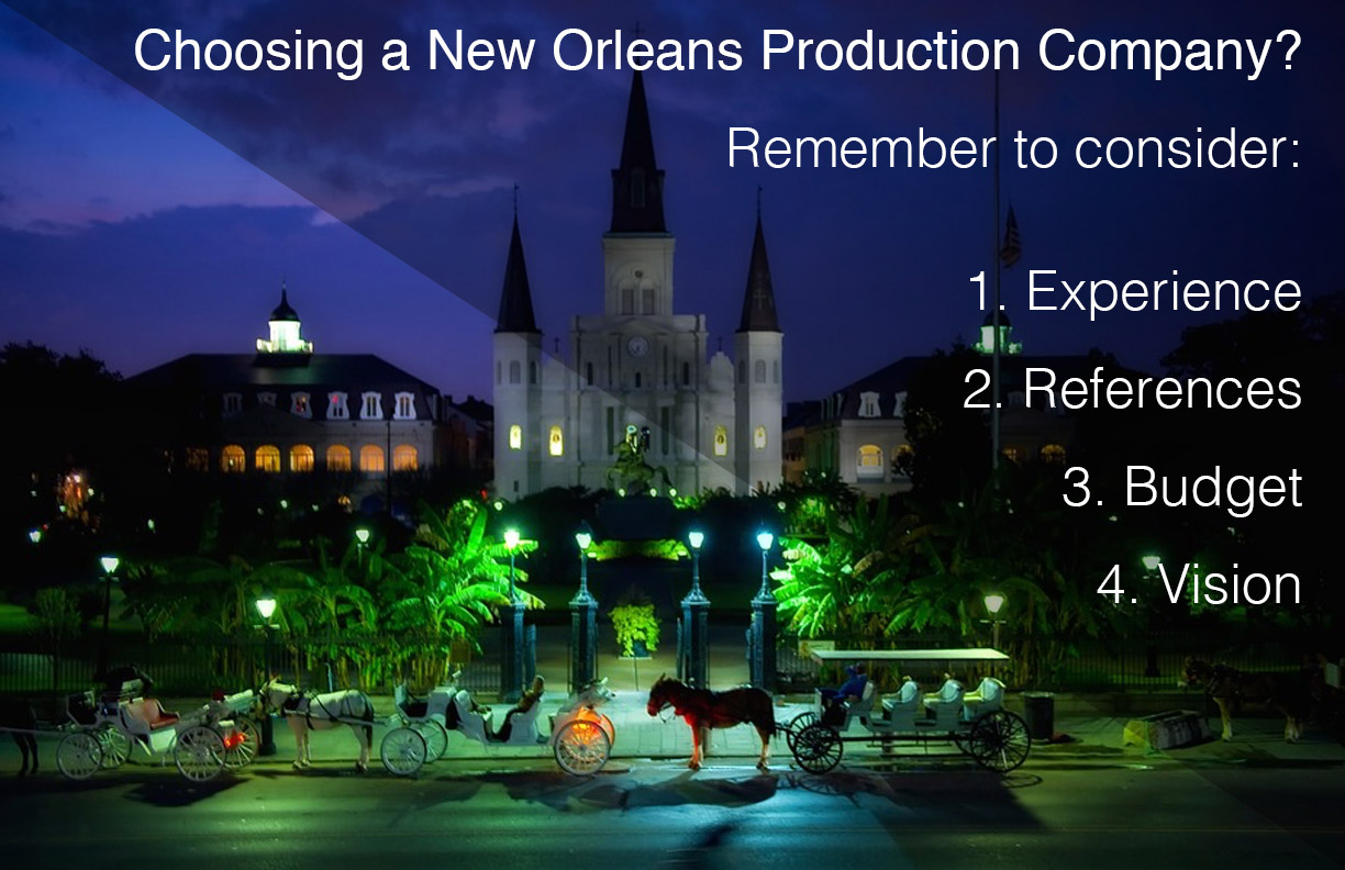 production archives implictedmedia new orleans video 3 know your budget