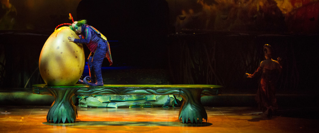 Cirque du Soleil: OVO in Baton Rouge